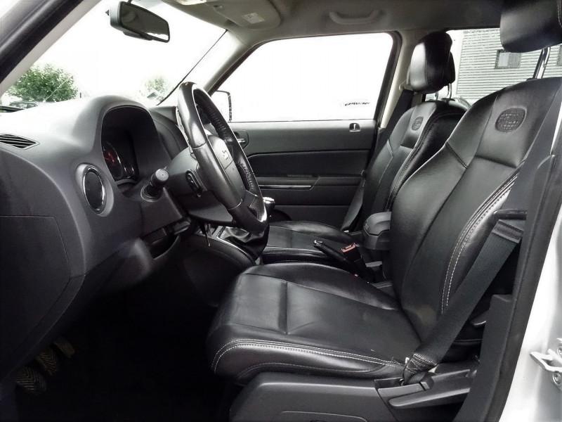 Photo 3 de l'offre de JEEP PATRIOT 2.2 CRD FAP LIMITED à 9690€ chez International Auto Auneau