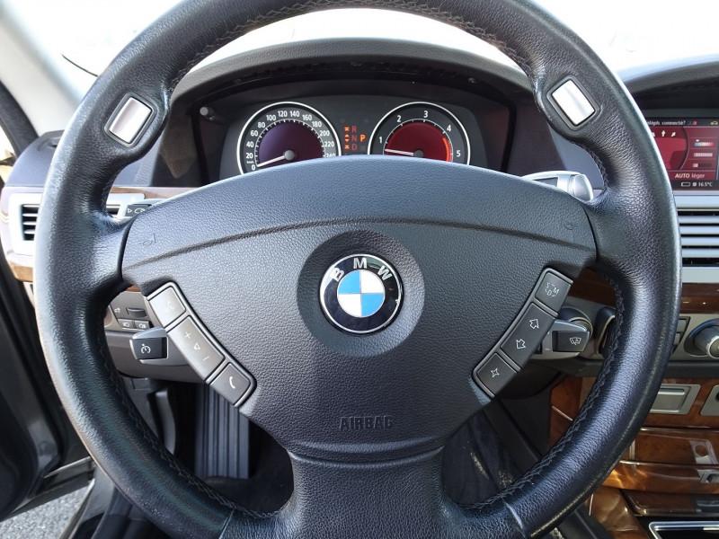 Photo 8 de l'offre de BMW SERIE 7 (E65) 730DA 231CH à 14490€ chez International Auto Auneau