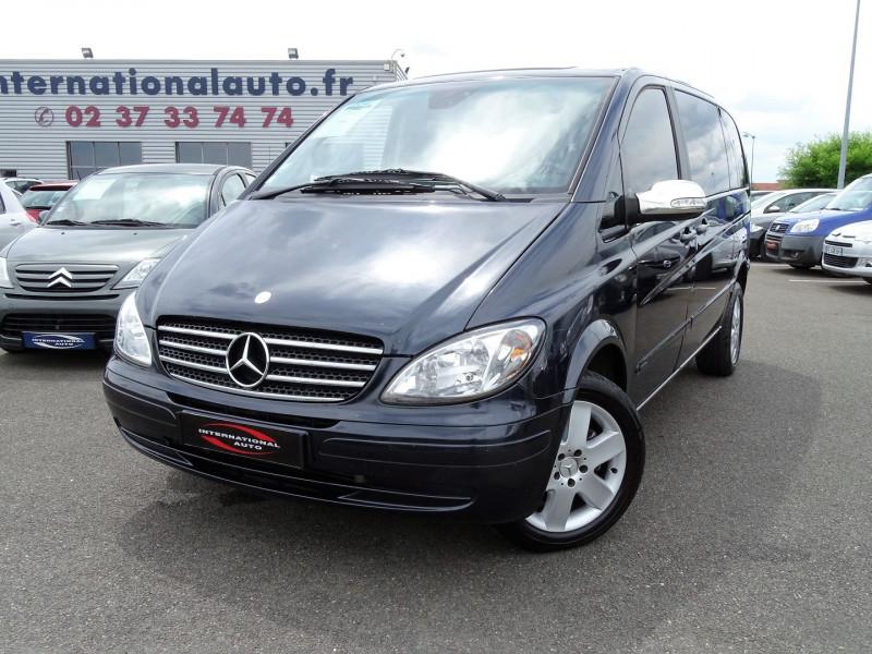 Mercedes-Benz VIANO CDI 2.2 AMBIENTE COMPACT Diesel NOIR Occasion à vendre