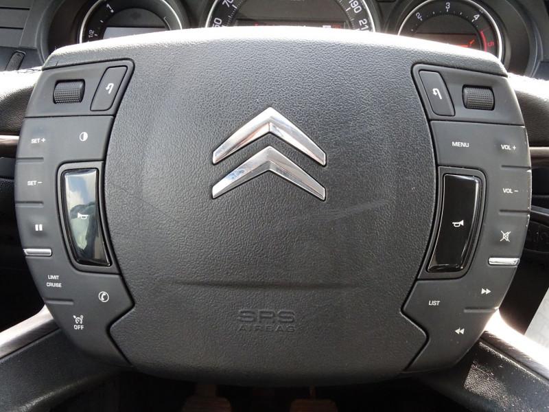 Photo 11 de l'offre de CITROEN C5 2.2 HDI173 FAP EXCLUSIVE à 8690€ chez International Auto Auneau