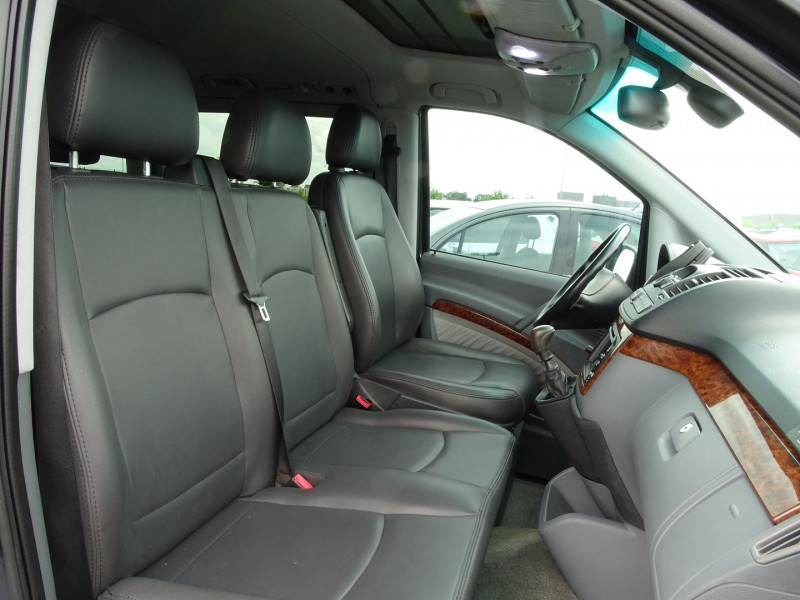 Photo 6 de l'offre de MERCEDES-BENZ VIANO CDI 2.2 AMBIENTE COMPACT à 14890€ chez International Auto Auneau