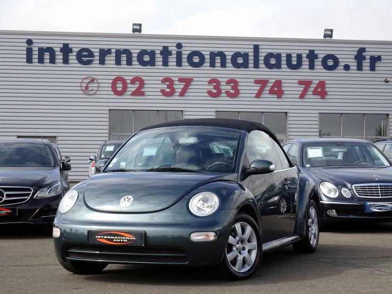 Photo 2 de l'offre de VOLKSWAGEN BEETLE CAB 2.0 115CH CARAT à 9790€ chez International Auto Auneau