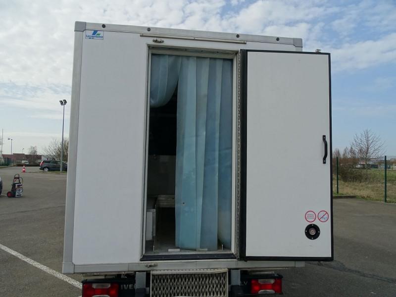 Photo 4 de l'offre de IVECO DAILY CCB 35C11 EMP 3.45M à 14590€ chez International Auto Auneau