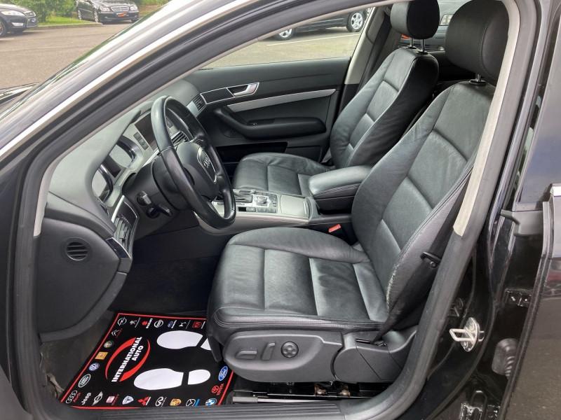 Photo 4 de l'offre de AUDI A6 2.7 V6 TDI 180CH DPF AMBITION LUXE QUATTRO TIPTRONIC à 9590€ chez International Auto Auneau