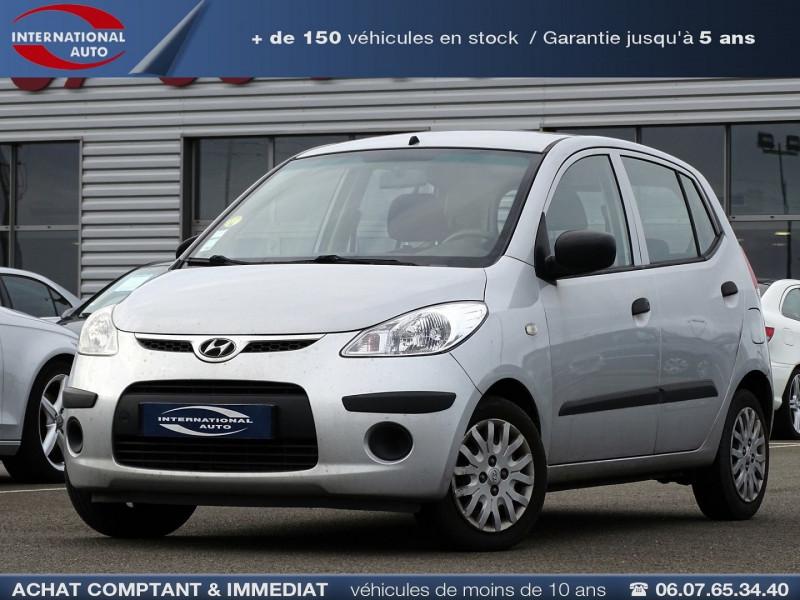 Photo 1 de l'offre de HYUNDAI I10 1.2 PACK à 3990€ chez International Auto Auneau