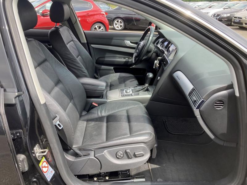 Photo 13 de l'offre de AUDI A6 2.7 V6 TDI 180CH DPF AMBITION LUXE QUATTRO TIPTRONIC à 9590€ chez International Auto Auneau