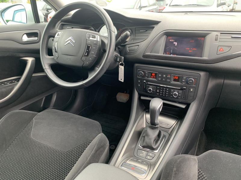 Photo 8 de l'offre de CITROEN C5 2.0 16V CONFORT BAA à 8990€ chez International Auto Auneau