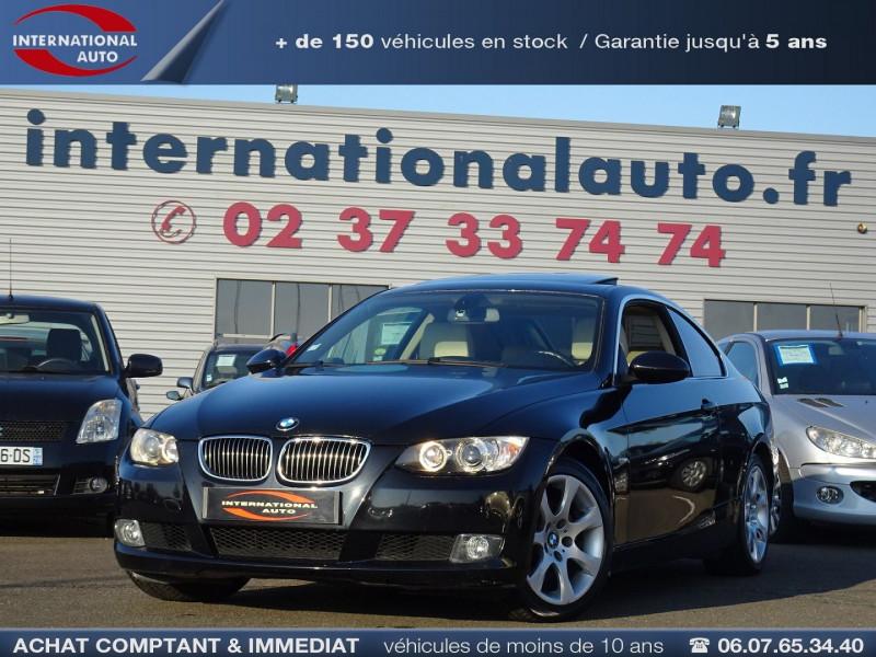 Photo 1 de l'offre de BMW SERIE 3 COUPE (E92) 325IA 218CH LUXE à 11890€ chez International Auto Auneau