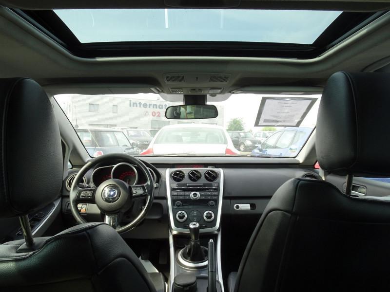 Photo 18 de l'offre de MAZDA CX-7 2.3 MZR DISI TURBO à 7990€ chez International Auto Auneau