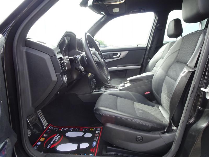 Photo 4 de l'offre de MERCEDES-BENZ CLASSE GLK (X204) 280 PACK SPORT 4 MATIC à 13490€ chez International Auto Auneau