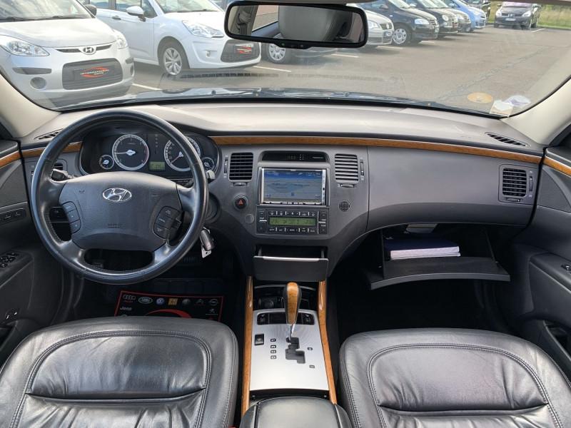 Photo 10 de l'offre de HYUNDAI AZERA 2.2 CRDI155 PACK PREMIUM à 7790€ chez International Auto Auneau