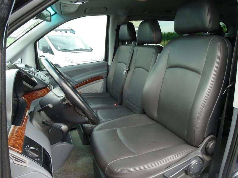 Photo 4 de l'offre de MERCEDES-BENZ VIANO CDI 2.2 AMBIENTE COMPACT à 14890€ chez International Auto Auneau