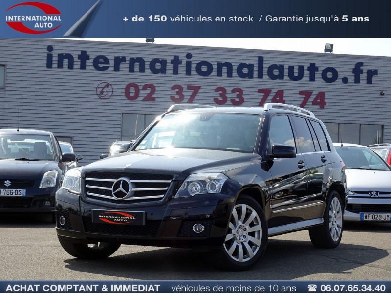 Mercedes-Benz CLASSE GLK (X204) 320 CDI 4 MATIC Diesel NOIR Occasion à vendre