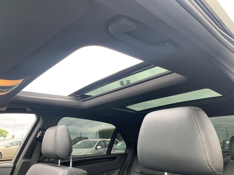 Photo 18 de l'offre de MERCEDES-BENZ CLASSE E (W212) 200 BLUETEC EXECUTIVE 7G-TRONIC PLUS à 16990€ chez International Auto Auneau