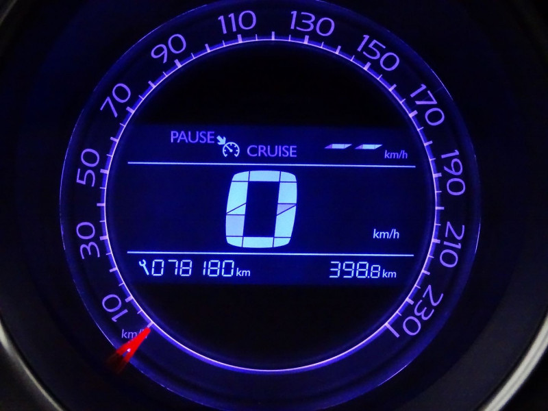 Photo 20 de l'offre de CITROEN C4 1.6 VTI 120CH CONFORT BVA à 8890€ chez International Auto Auneau