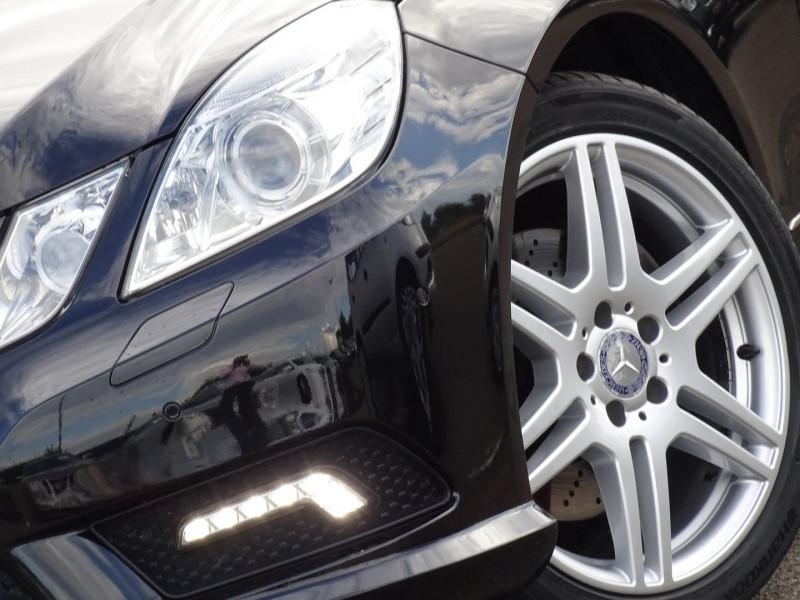 Photo 3 de l'offre de MERCEDES-BENZ CLASSE E BREAK (S212) 220 CDI BE AVANTGARDE EXECUTIVE BA à 14890€ chez International Auto Auneau