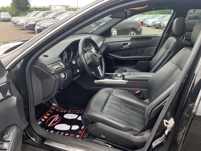 Photo 3 de l'offre de MERCEDES-BENZ CLASSE E (W212) 200 BLUETEC EXECUTIVE 7G-TRONIC PLUS à 16990€ chez International Auto Auneau