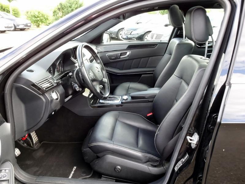 Photo 4 de l'offre de MERCEDES-BENZ CLASSE E BREAK (S212) 220 CDI BE AVANTGARDE EXECUTIVE BA à 14890€ chez International Auto Auneau
