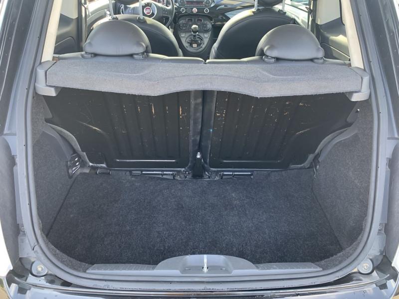 Photo 13 de l'offre de FIAT 500 1.2 8V 69CH LOUNGE à 5590€ chez International Auto Auneau