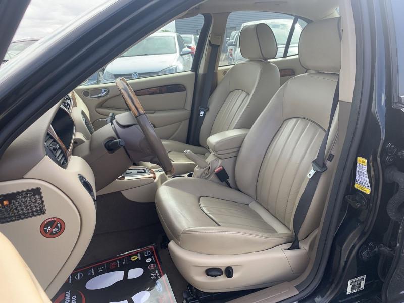 Photo 4 de l'offre de JAGUAR X-TYPE 3.0 V6 EXECUTIVE à 8790€ chez International Auto Auneau