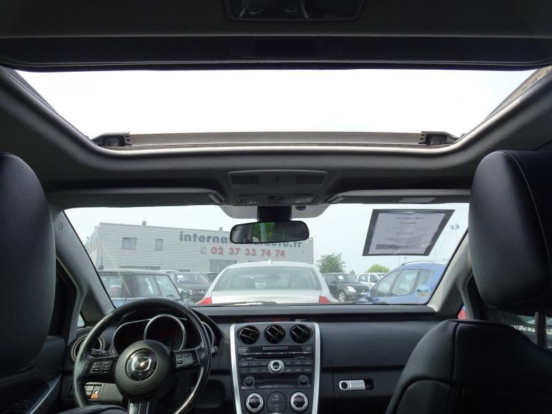 Photo 19 de l'offre de MAZDA CX-7 2.3 MZR DISI TURBO à 7990€ chez International Auto Auneau