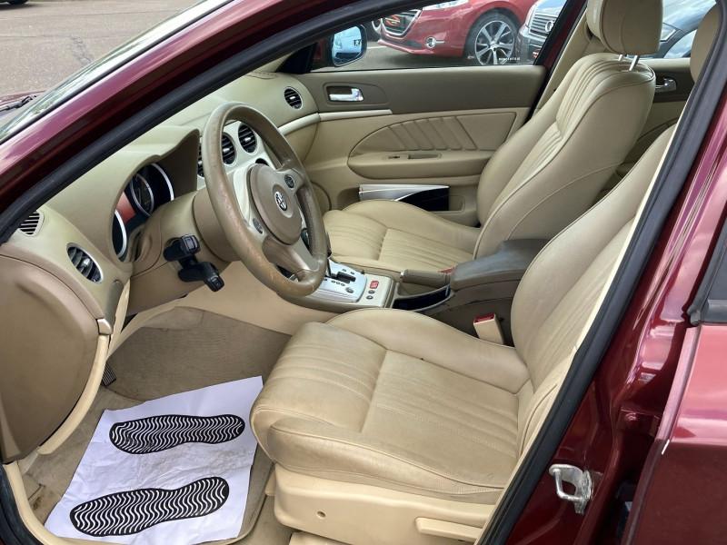 Photo 5 de l'offre de ALFA ROMEO 159 SW 2.4 JTD200 20V SELECTIVE QTRONIC à 8890€ chez International Auto Auneau