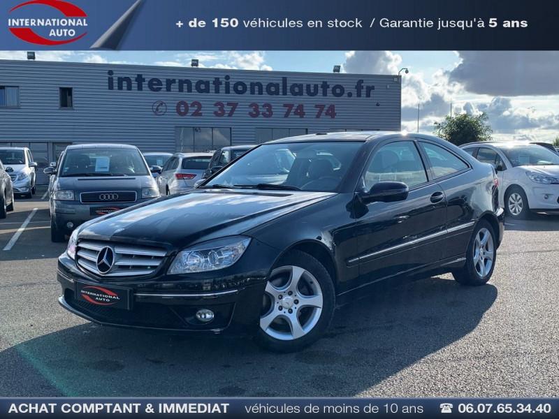 Mercedes-Benz CLASSE CLC (CL203) 200 CDI BA Diesel NOIR Occasion à vendre