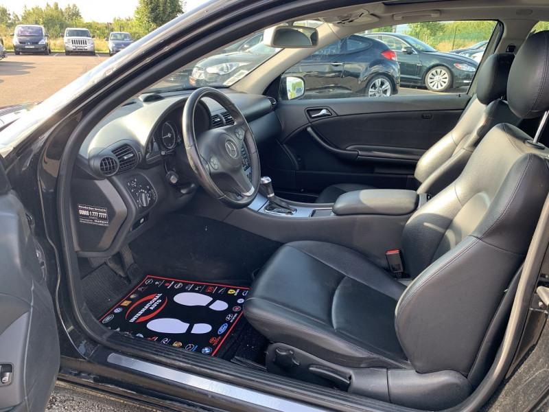 Photo 3 de l'offre de MERCEDES-BENZ CLASSE CLC (CL203) 200 CDI BA à 9490€ chez International Auto Auneau