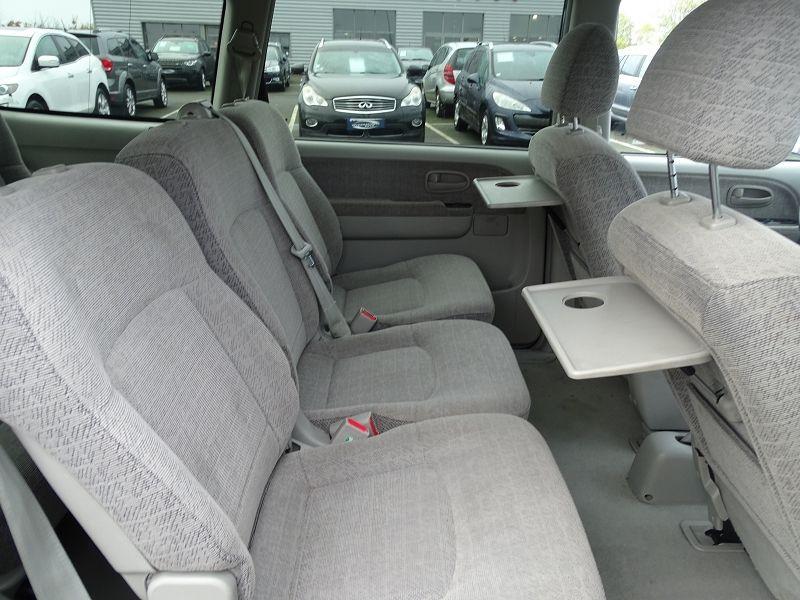 Photo 11 de l'offre de HYUNDAI TRAJET 2.0 CRDI PACK CONFORT à 4290€ chez International Auto Auneau