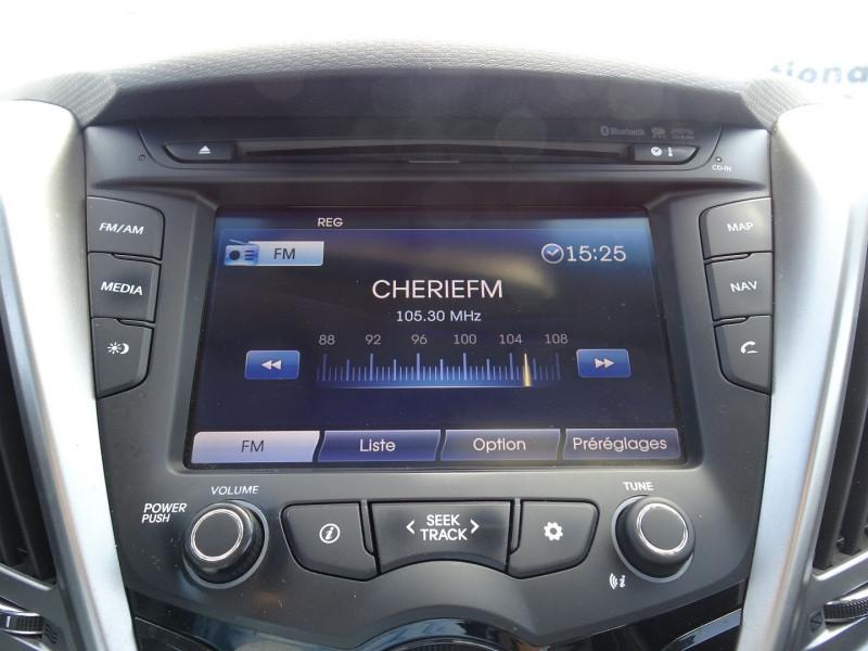 Photo 19 de l'offre de HYUNDAI VELOSTER 1.6 GDI PACK PREMIUM à 10390€ chez International Auto Auneau