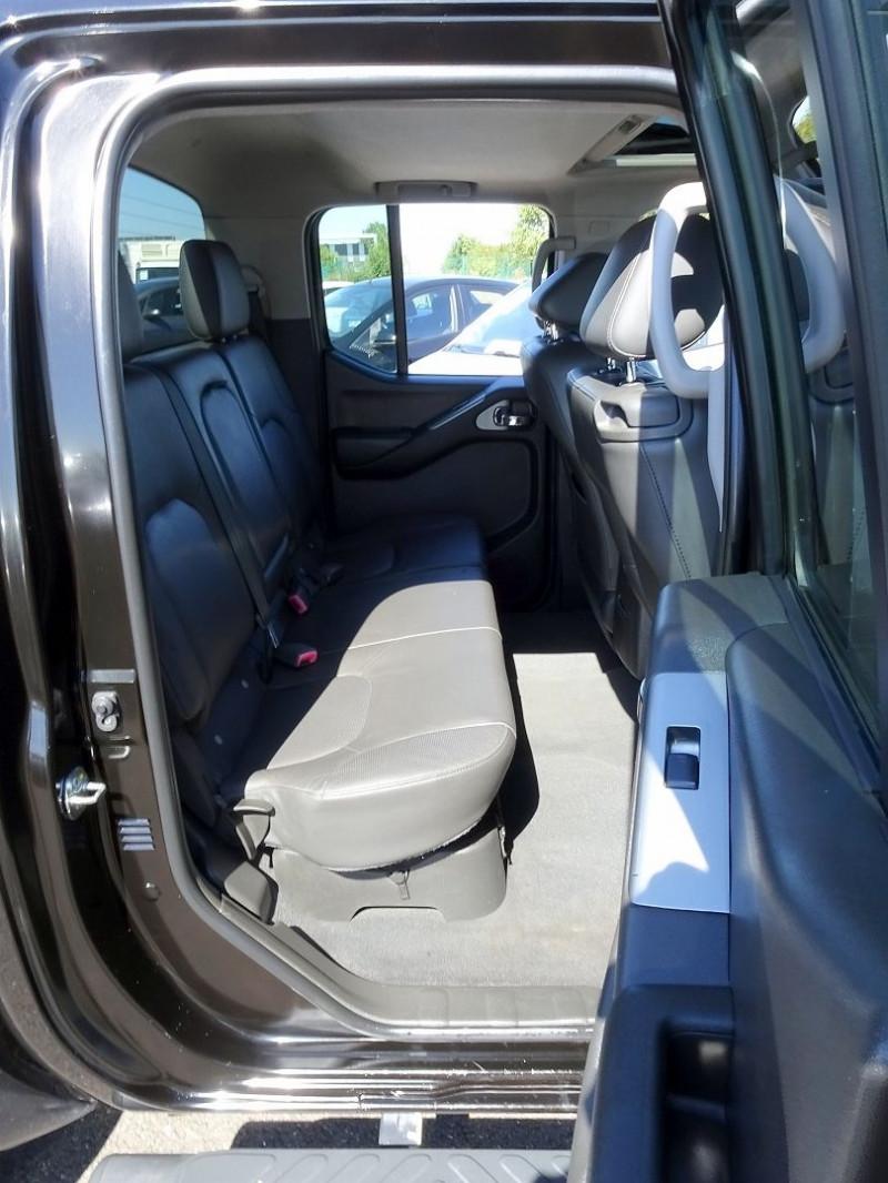 Photo 15 de l'offre de NISSAN NAVARA 2.5 DCI 174CH DOUBLE-CAB ELEGANCE à 14890€ chez International Auto Auneau