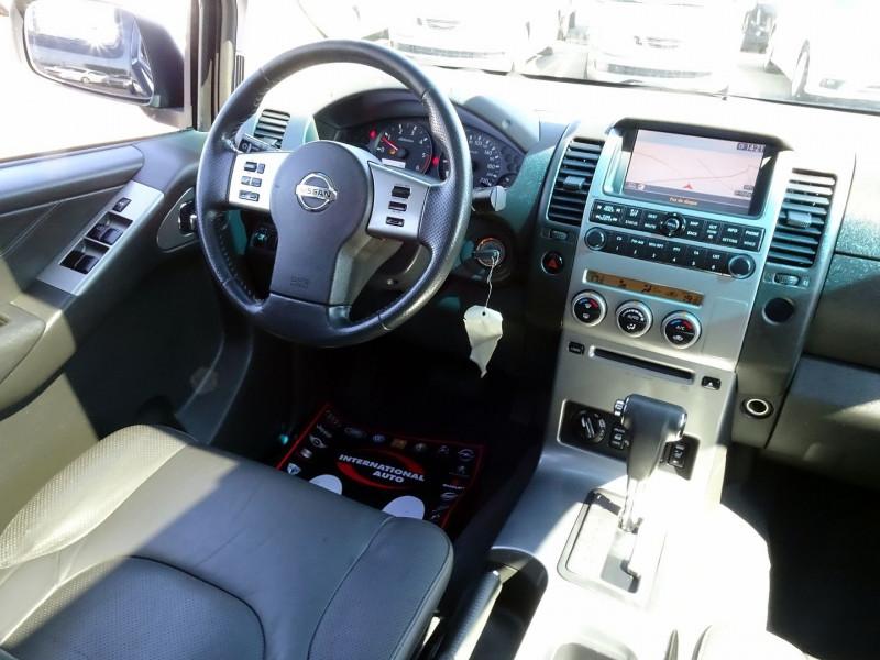 Photo 17 de l'offre de NISSAN NAVARA 2.5 DCI 174CH DOUBLE-CAB ELEGANCE à 14890€ chez International Auto Auneau