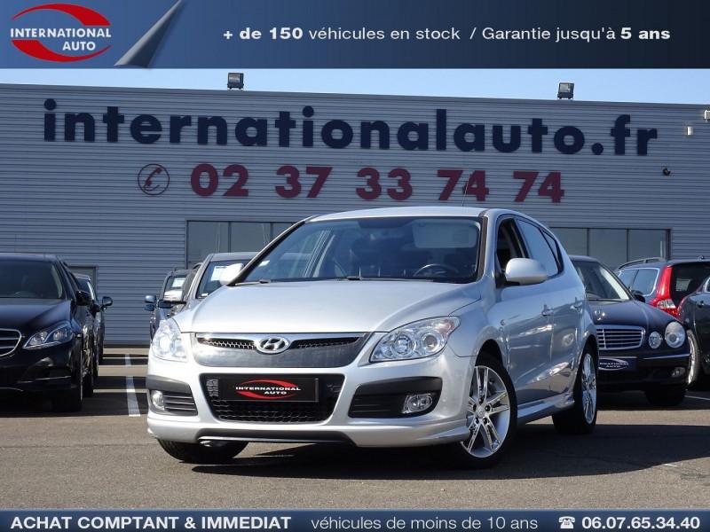 Hyundai I30 2.0 CRDI PACK LUXE 5P Diesel GRIS C Occasion à vendre