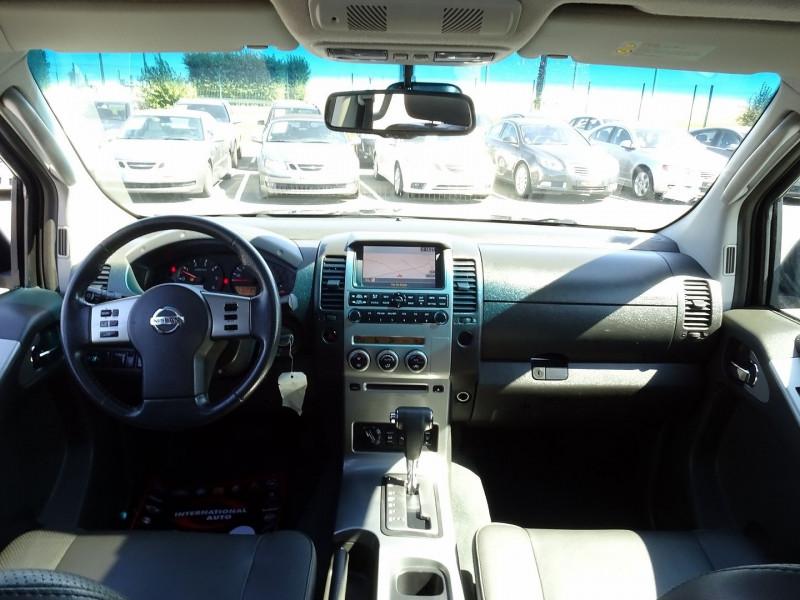 Photo 16 de l'offre de NISSAN NAVARA 2.5 DCI 174CH DOUBLE-CAB ELEGANCE à 14890€ chez International Auto Auneau
