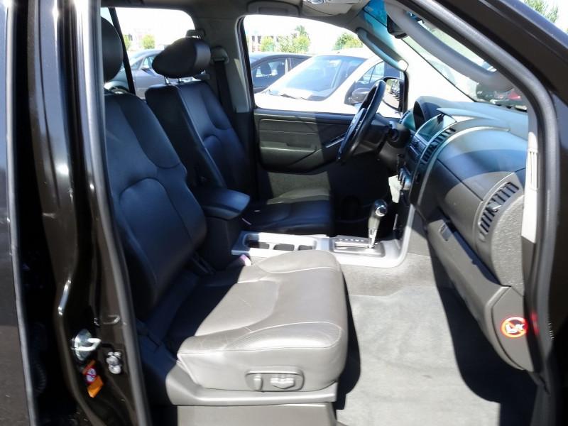 Photo 20 de l'offre de NISSAN NAVARA 2.5 DCI 174CH DOUBLE-CAB ELEGANCE à 14890€ chez International Auto Auneau