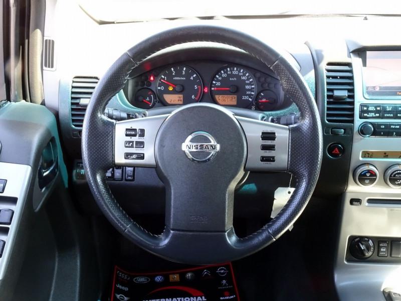Photo 18 de l'offre de NISSAN NAVARA 2.5 DCI 174CH DOUBLE-CAB ELEGANCE à 14890€ chez International Auto Auneau