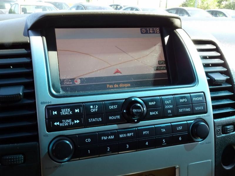 Photo 9 de l'offre de NISSAN NAVARA 2.5 DCI 174CH DOUBLE-CAB ELEGANCE à 14890€ chez International Auto Auneau
