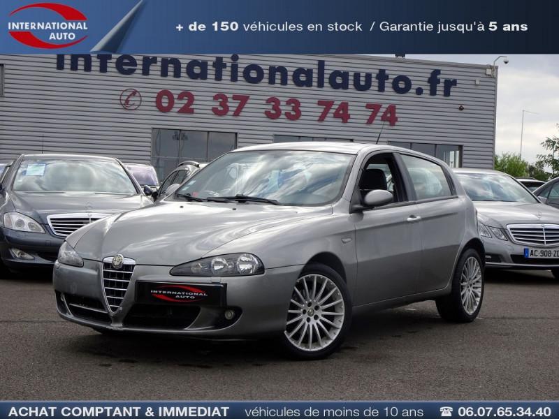 Alfa Romeo 147 1.9 JTD120 MULTIJET SELECTIVE 5P Diesel GRIS F Occasion à vendre