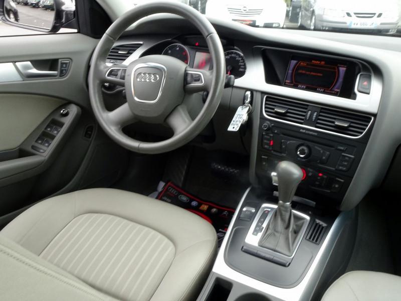 Photo 17 de l'offre de AUDI A4 2.7 V6 TDI 190CH DPF AMBIENTE MULTITRONIC à 12490€ chez International Auto Auneau