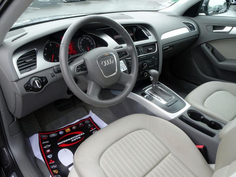 Photo 6 de l'offre de AUDI A4 2.7 V6 TDI 190CH DPF AMBIENTE MULTITRONIC à 12490€ chez International Auto Auneau