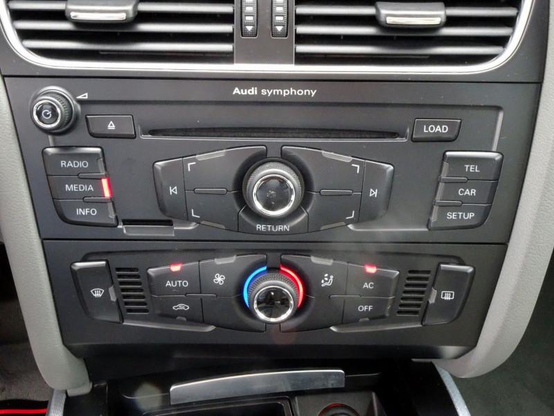 Photo 8 de l'offre de AUDI A4 2.7 V6 TDI 190CH DPF AMBIENTE MULTITRONIC à 12490€ chez International Auto Auneau