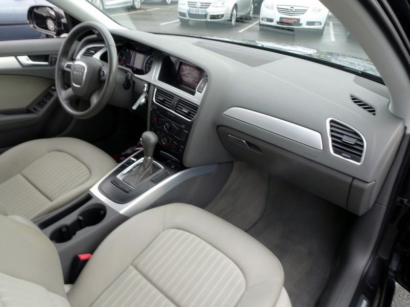 Photo 15 de l'offre de AUDI A4 2.7 V6 TDI 190CH DPF AMBIENTE MULTITRONIC à 12490€ chez International Auto Auneau