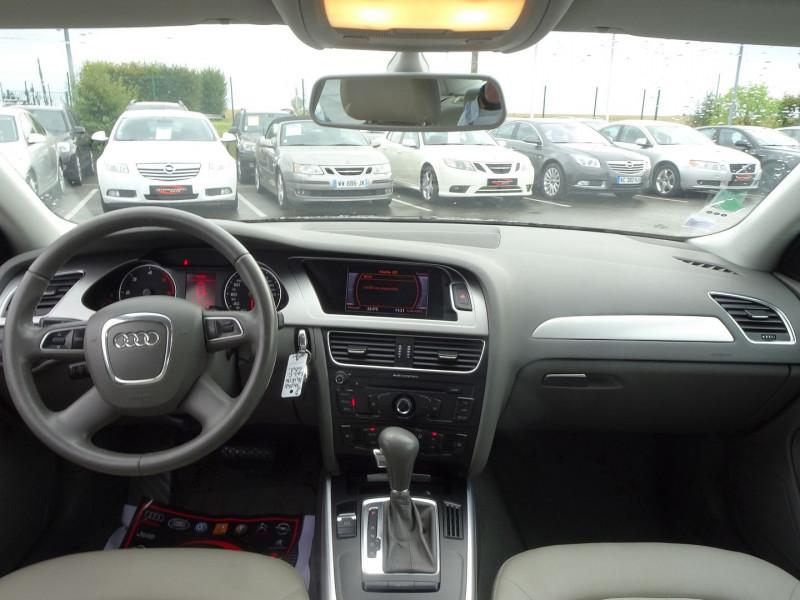 Photo 16 de l'offre de AUDI A4 2.7 V6 TDI 190CH DPF AMBIENTE MULTITRONIC à 12490€ chez International Auto Auneau