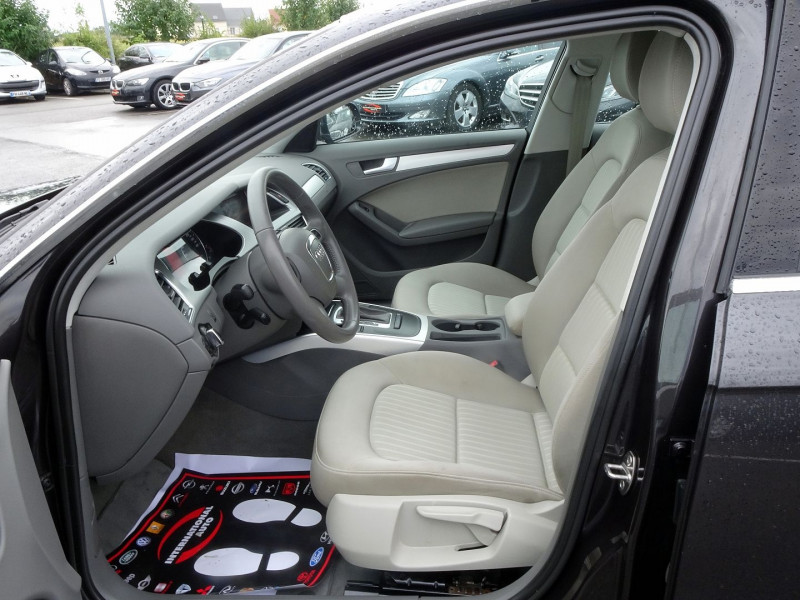Photo 4 de l'offre de AUDI A4 2.7 V6 TDI 190CH DPF AMBIENTE MULTITRONIC à 12490€ chez International Auto Auneau