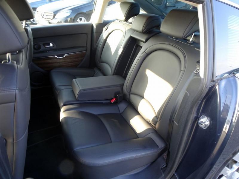 Photo 10 de l'offre de CITROEN C6 2.7 V6 HDI EXCLUSIVE FAP à 10890€ chez International Auto Auneau