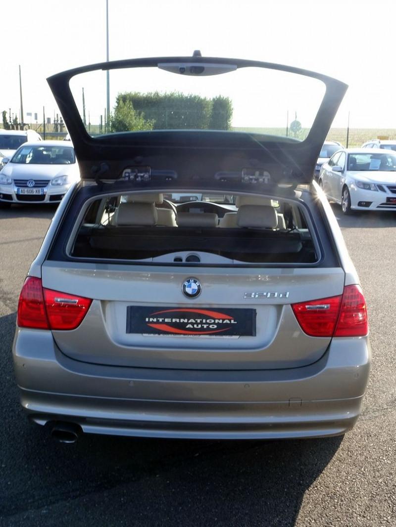 Photo 16 de l'offre de BMW SERIE 3 TOURING (E91) 320D 177CH LUXE à 11290€ chez International Auto Auneau