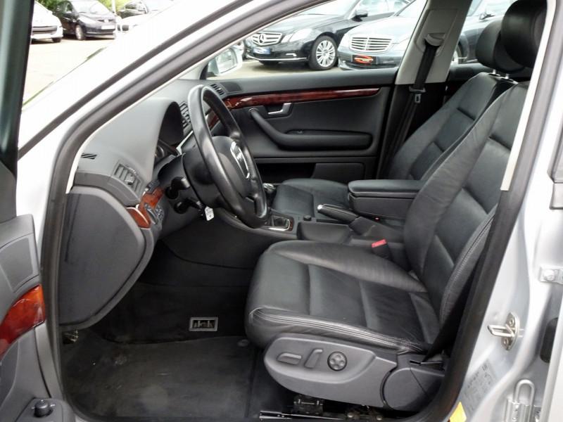 Photo 4 de l'offre de AUDI A4 AVANT 2.0 TDI 140CH AMBITION LUXE à 7390€ chez International Auto Auneau