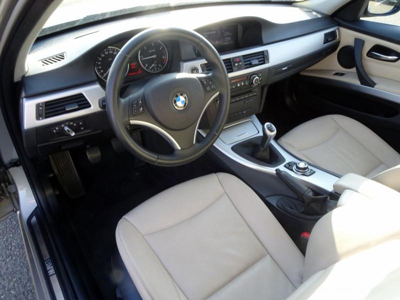 Photo 7 de l'offre de BMW SERIE 3 TOURING (E91) 320D 177CH LUXE à 11290€ chez International Auto Auneau