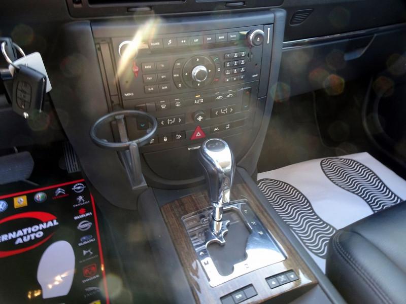 Photo 7 de l'offre de CITROEN C6 2.7 V6 HDI EXCLUSIVE FAP à 10890€ chez International Auto Auneau