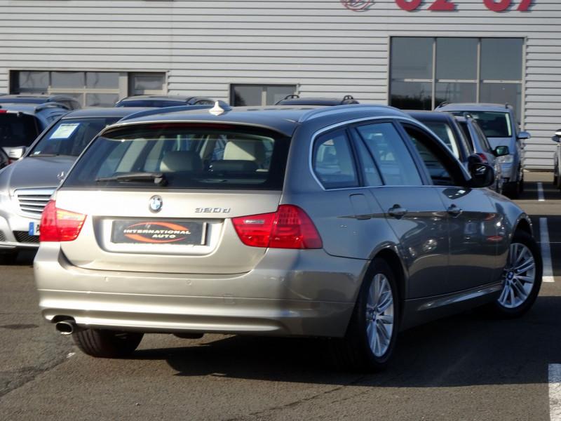 Photo 2 de l'offre de BMW SERIE 3 TOURING (E91) 320D 177CH LUXE à 11290€ chez International Auto Auneau